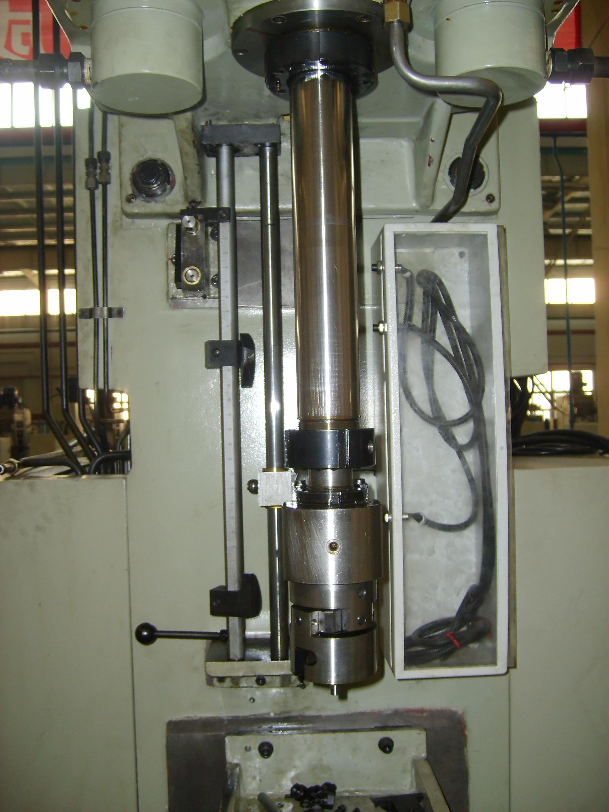 Vertical Cylindrical Honing Machine