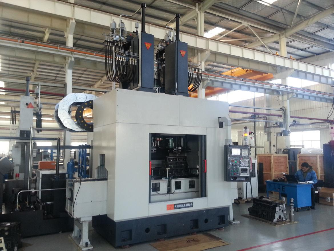 CNC Honing Machine Double Axis