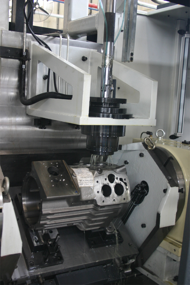 Vertical CNC Honing Machines