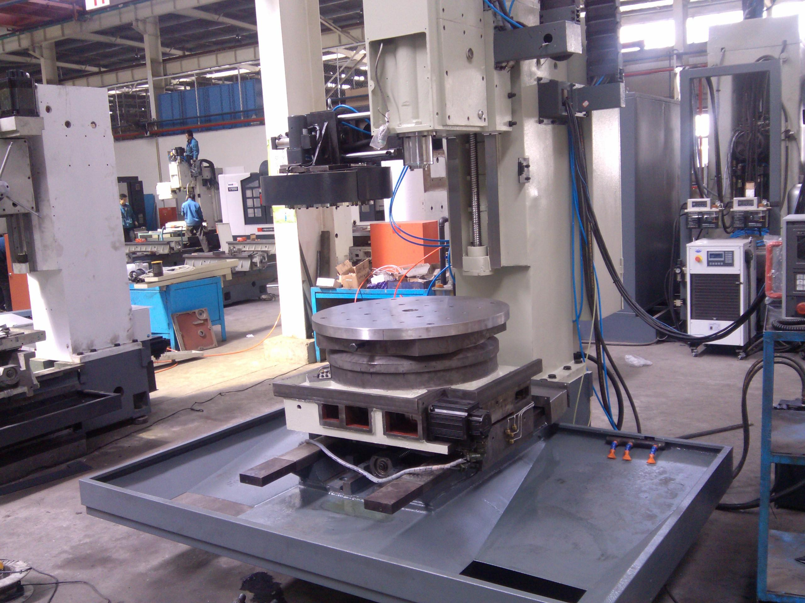 Special Drilling and Milling Machine