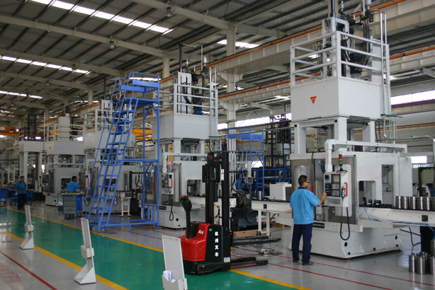 CNC Vertical Grinding Machine