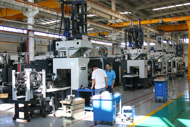 Vertical Honing Dia 400mm Machine
